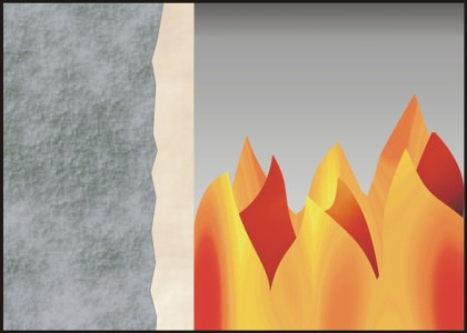 CHIC Advanced Coating has been tested and earned a class A ASTM fire resistance rating.